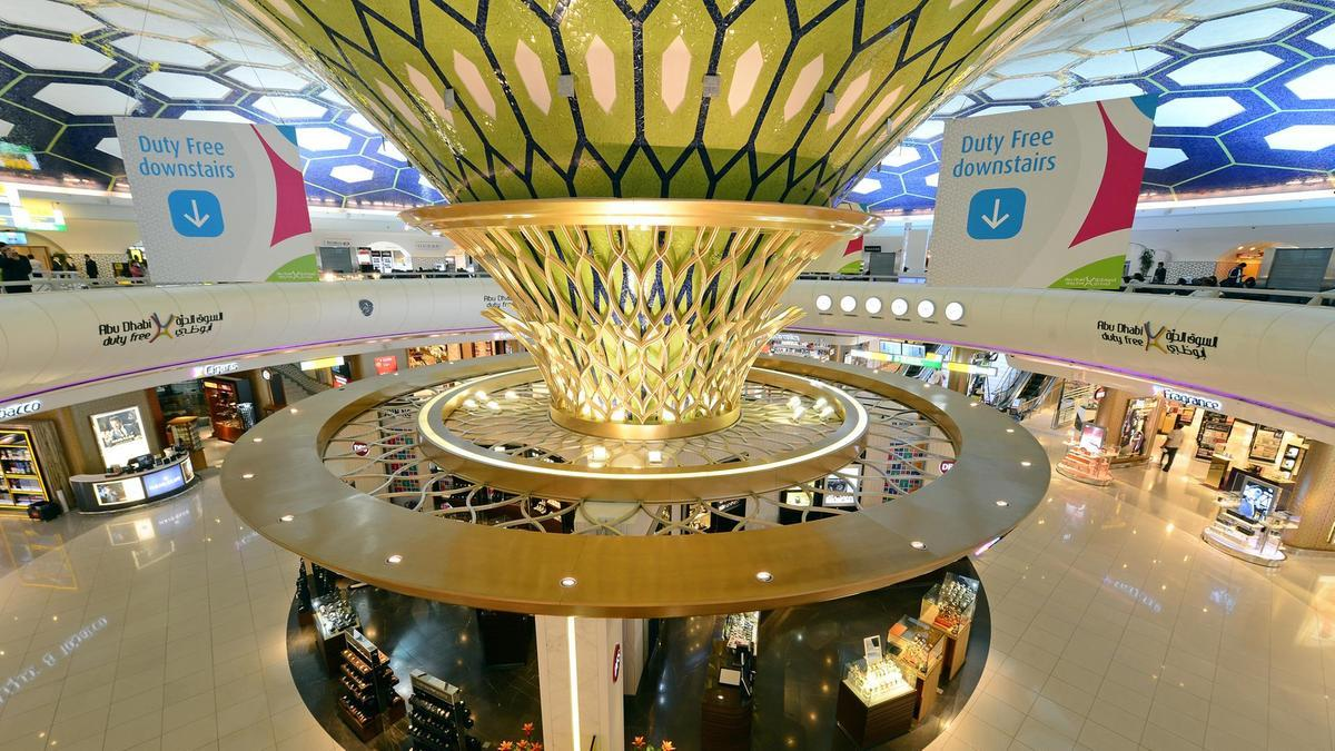 Abu Dhabi International Airport 1 company listing ae