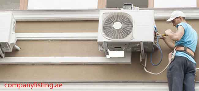 Air Conditioning Companies in Dubai