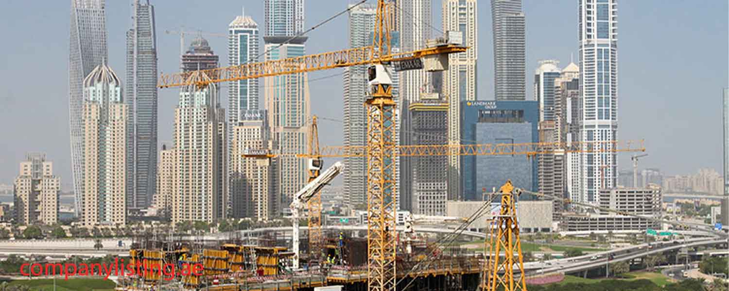 dubai top construction company list
