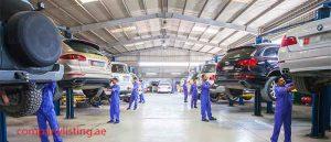 Auto Repair Companies in Dubai