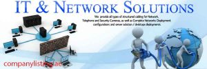 Computer Network Systems & Solutions Companies