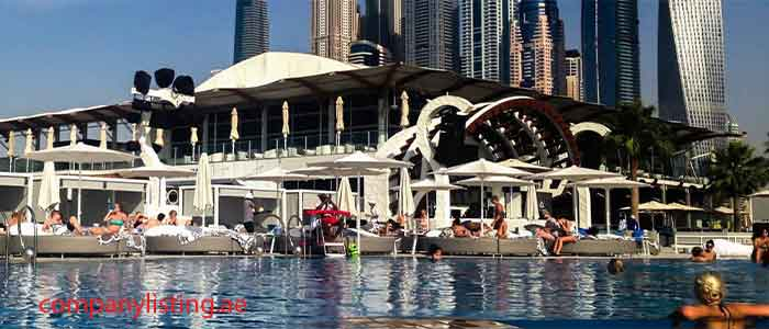 nikki beach hotel dubai, nikki beach ladies day dubai
