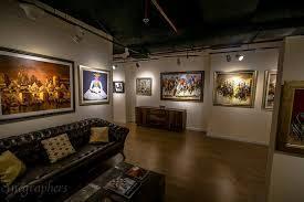 Cross Borders Art Gallery Dubai UAE