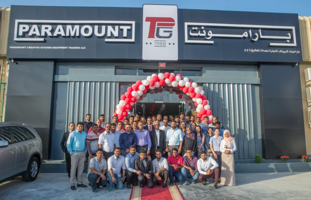 Paramount Kitchen Equipment Al Quoz Dubai