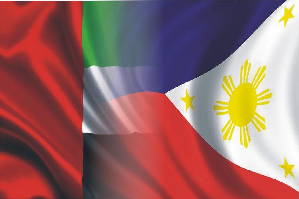 lbc air cargo rates from Dubai to Philippines