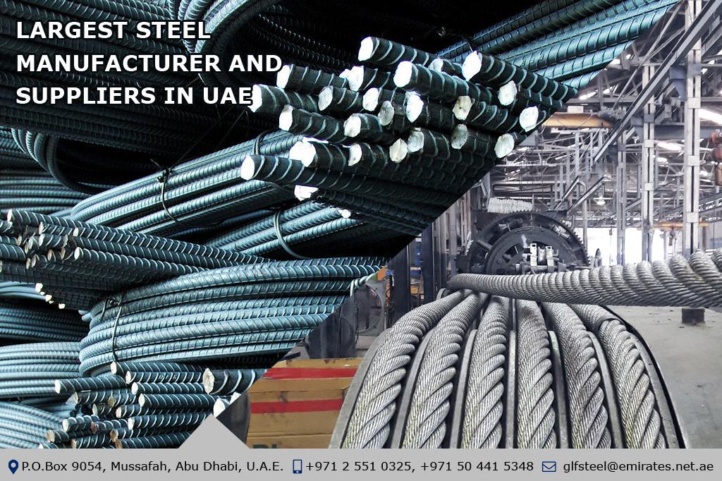 ReinforcementSteelBar supplier in Abu Dhabi